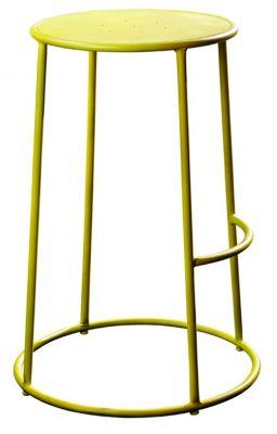 Maxo High Stool In Yellow