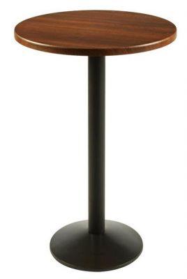 Pluto Round Poseur Height Table