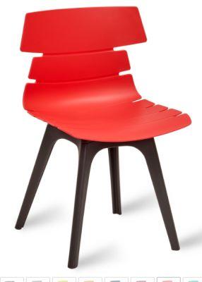 Foxtrot V7 Chair Red Shell