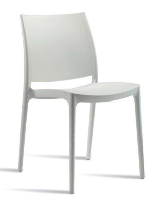 Maya Chair White