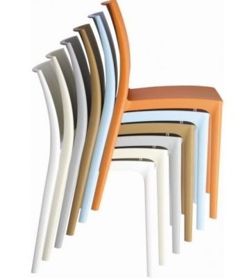 Maya Chair Stacked