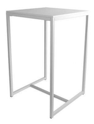 Kubo Bar Height Able With A White Top