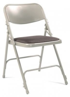 Universal S Chair With Padded Seat