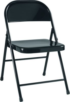 DX Heavy Duty Metal Folding Chairs