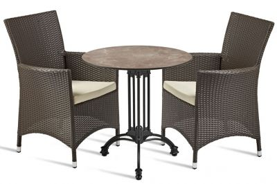 Marvelous Londi Comfort Two Person Hpl Dining Set Beutiful Home Inspiration Aditmahrainfo