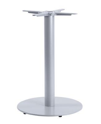 Moza Large Round Grey Table Base
