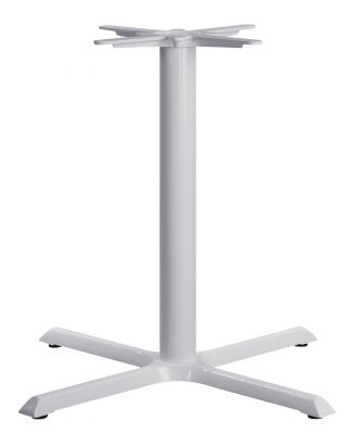 Tampa Large Table Base In White