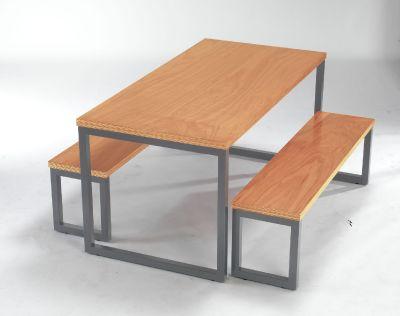 Kaelin Bench Dining Set