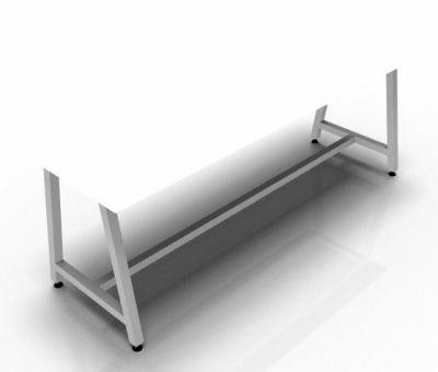 Naper 18mm MFC Bench White