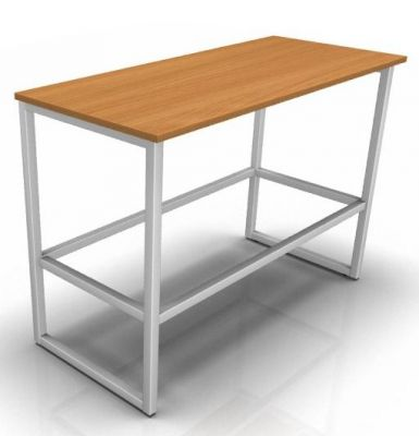 Poseur Table Beech