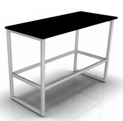 Poseur Table Black
