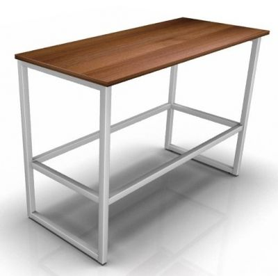 Poseur Table Walnut