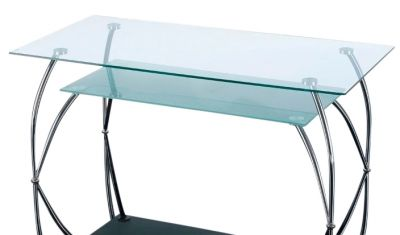 Presto Rectangular Glass Coffee Table