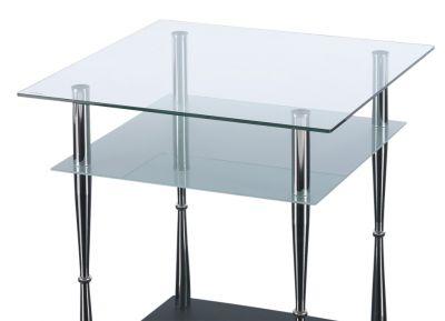 Presto Square Glass Coffee Table