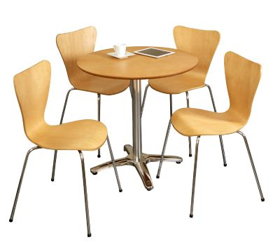 Piazza Chair Bistro Set 3