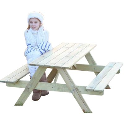 Brixton MIni A Frame Pine Picnic Table