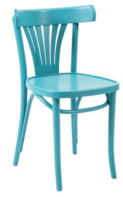 Boujix Classic Dining Chair - Coloured Finishes