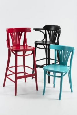 Boujix Classic Dining Chair - Coloured Finishes 7
