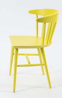 Heathfield Spindle Dining Chair-Coloured Finishe 1