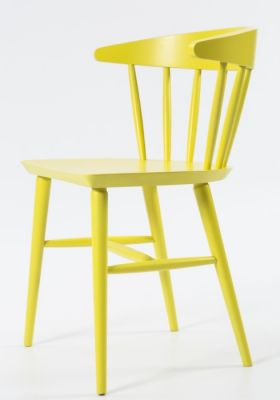 Heathfield Spindle Dining Chair-Coloured Finishes 2