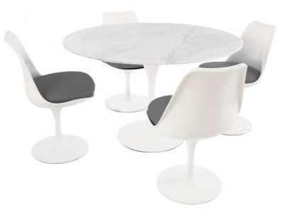 Designer Marble Top Seating Table