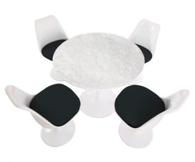 Restaurant Designer Seating Table Set