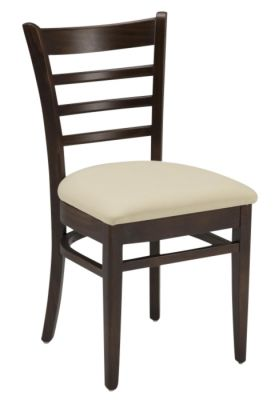 Next Day Devon Dining Chairs - Leather Seat