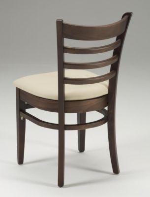 Next Day Devon Dining Chair - Leather Seat 1
