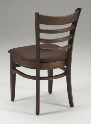Next Day Devon Dining Chair - Leather Seat 3