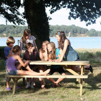 Quato Extra Heavy Duty A Frame Picnic Table 2