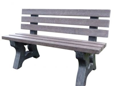 West Avon Recycled Benches