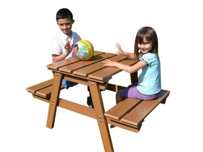 West Childrens Picnic Table