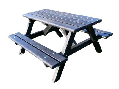 West Picnic Table - Bullnose Edge