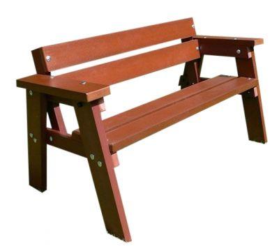 West Winsdor Junior Recycled Park Benches