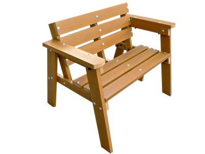 West Winsdor Recycled Park Benches