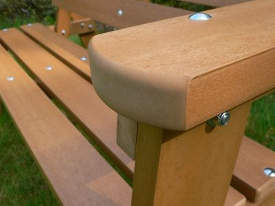 West Winsdor Recycled Benches 2