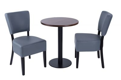 Rosie V4 Two Person Dining Set With A Round Table C