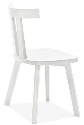 Contermporary White Designer Chair