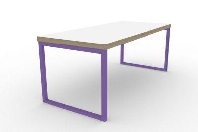 Benny Bench Table Violet