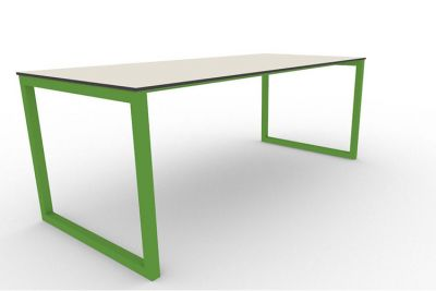 Benny Bench Table Outdoors Green