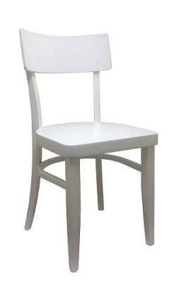 White Painted Colour Dining Chair Pubs Restaurants