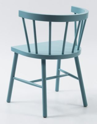Senta Colour Spindle Arm Chair Dining