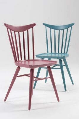Colour Spindle Dining Chair