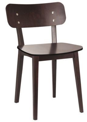 Wooden Walnut Dining Chair