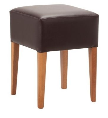 Rainer Low Stool Upholstered Wood