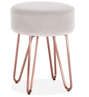 Disco Chord Hairpin Style Stool