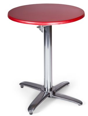 Moby Outdoor Circular Flip Top Table