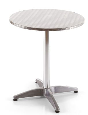 Plaza Aluminium Table