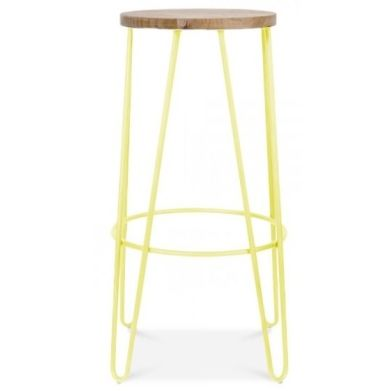 Colour Designer Hair Pin Stool Chord