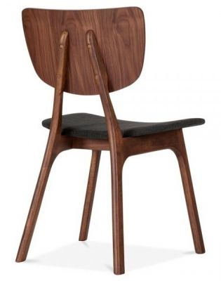 Back View Designer Dining Chair Pierre